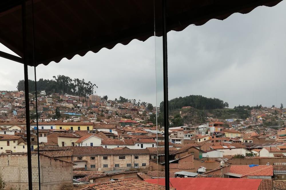 Habitación doble - Vista a la ciudad