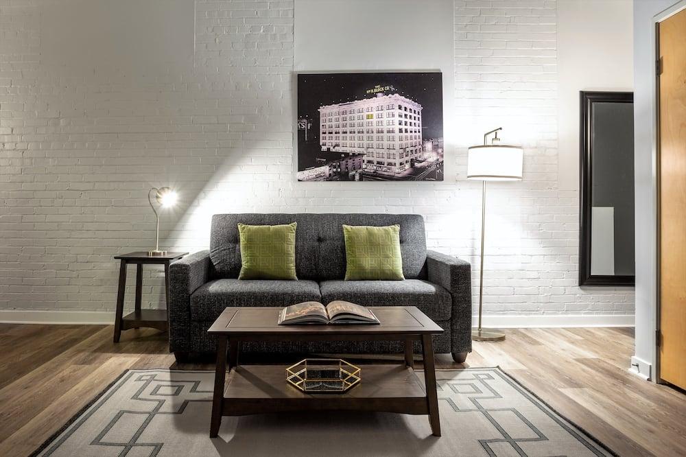 Standardní apartmán, 2 ložnice - Obývací prostor