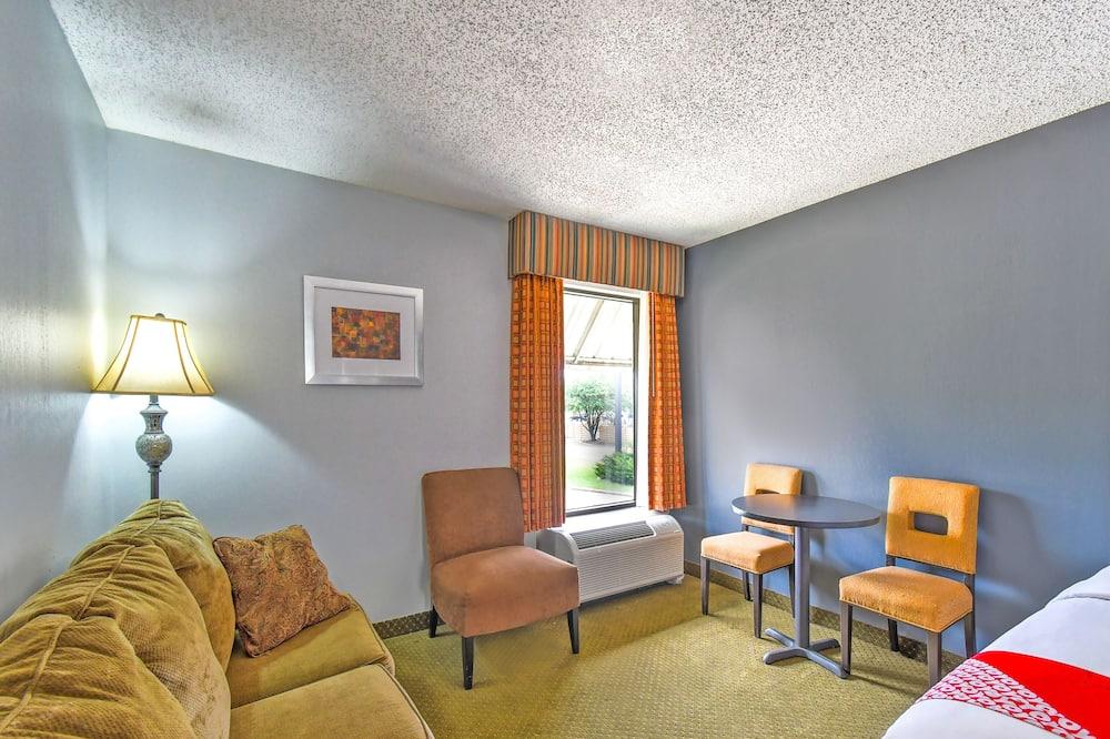 客房, 1 張加大雙人床 - 客廳