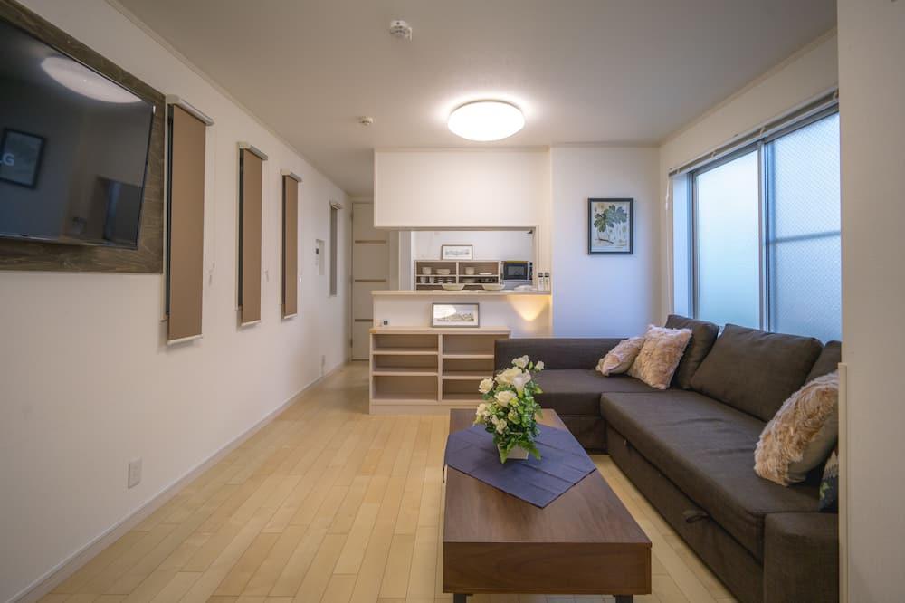 Дизайнерський будинок (Private Vacation Home) - Житлова площа
