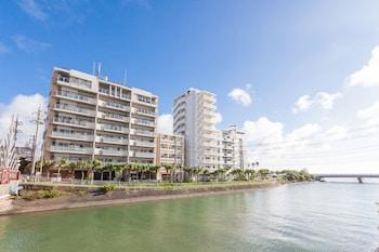 Foto van Kariyushi Condominium Resort Chatan ARAHA BLUE RESORT in Chatan