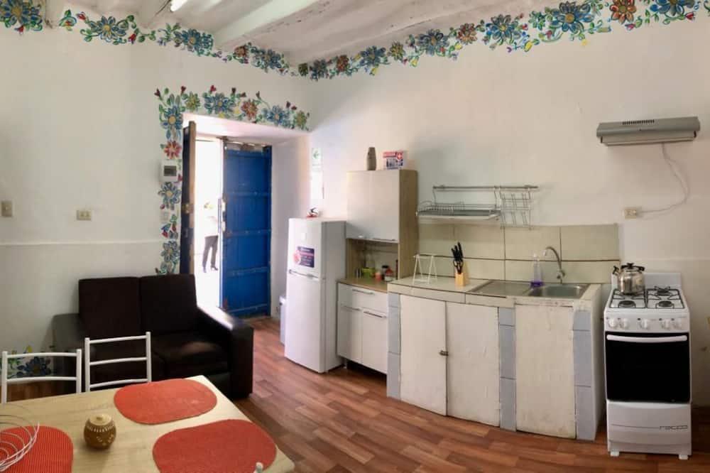 Appartement, 1 chambre - Coin cuisine partagé