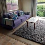 Family 2 Bedroom Beach House - Living Area