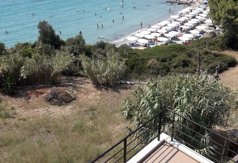 Amazing House With Sea and Sunset Views, Céphalonie, Appartement, vue mer, Terrasse/Patio