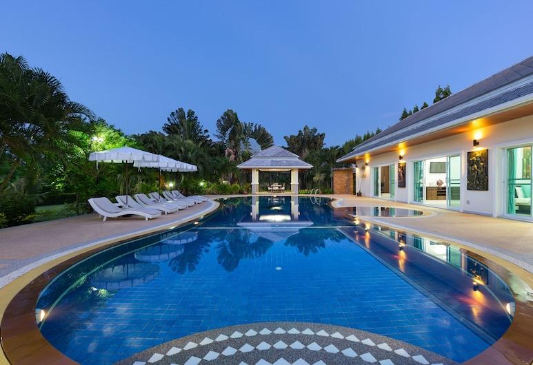 瓦薩納別墅飯店, 拉威, 4-Bedroom Villa with Private Pool, 私人游泳池