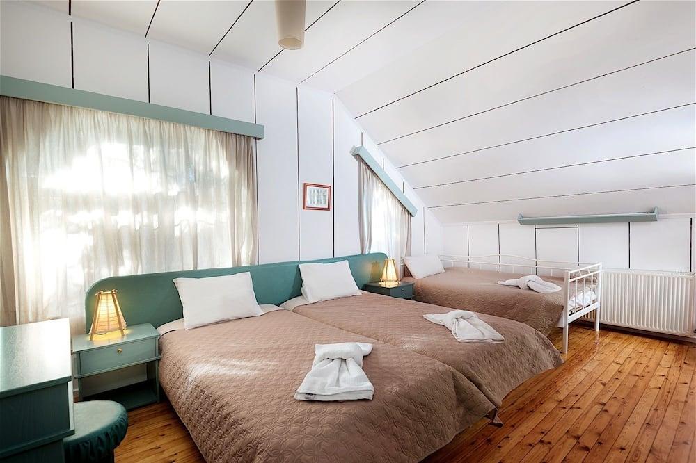 Deluxe Triple Room - Pemandangan Gunung