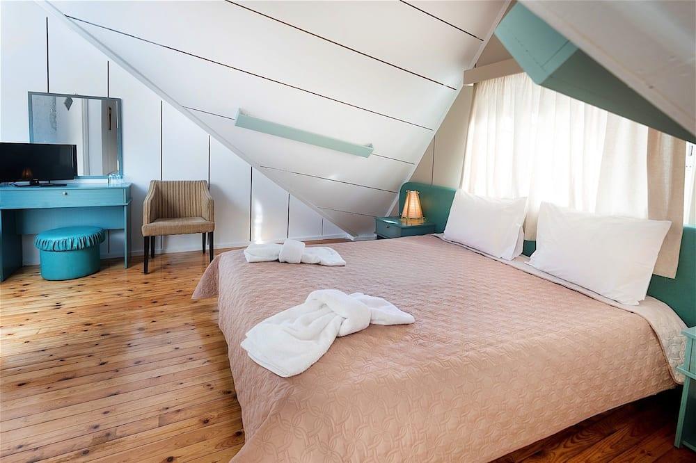 Double Room, 1 Katil Kelamin (Double) - Pemandangan Gunung