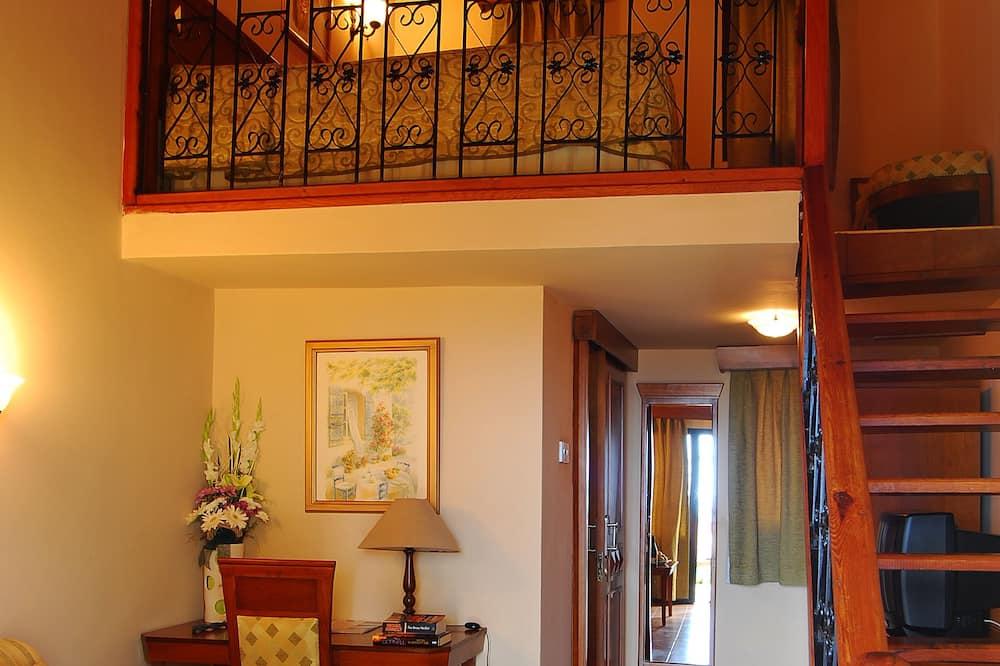 Traditional Villa - Oturma Alanı