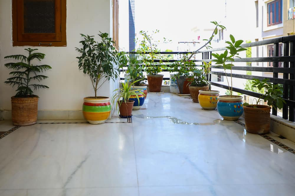 Elite villa - Terrass