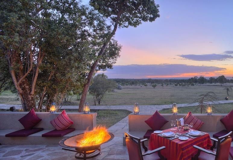 ناسيريان مارا كامب, Maasai Mara, تِراس/ فناء مرصوف