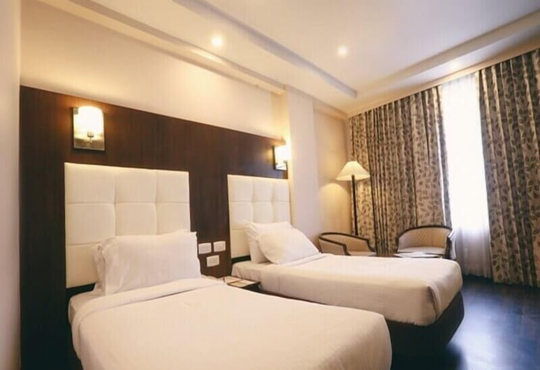 Hotel Heritage Inn, Coimbatore, Comfort Double or Twin Room, Non Smoking, City View, Guest Room