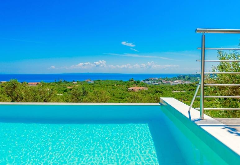 Villa Oliveto, Zakynthos, Pool