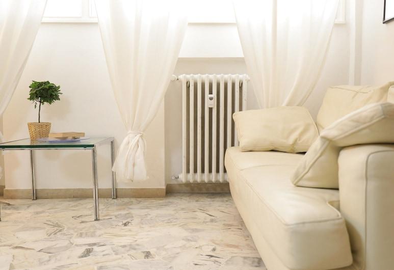 Welc-oM Saint Anthony, Padova, Apartmán, 1 spálňa, nefajčiarska izba, Obývacie priestory