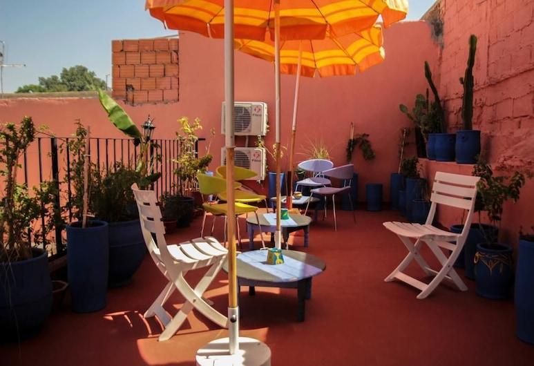 For You Hostel Marrakech - Adults Only, Marrakech, Taras/patio