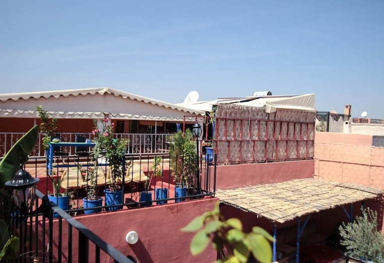 For You Hostel Marrakech - Adults Only, Марракеш, Терраса/ патио