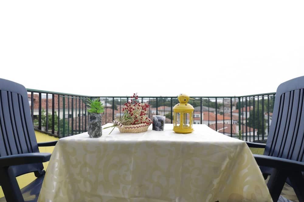 Huoneisto, 1 makuuhuone - Terassi/patio