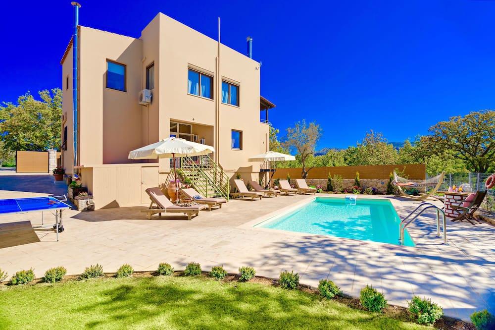 家庭別墅, 3 間臥室, 私人泳池 - 私人游泳池