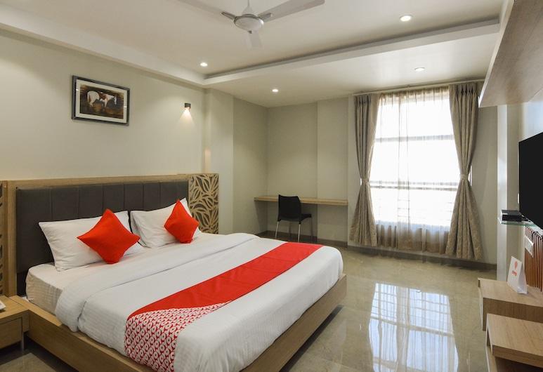 OYO 19307 Hotel Season Choice, Shirdi, Double or Twin Room, Guest Room