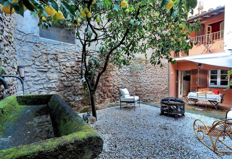 San Callisto - WR Apartments, Roma, Apartemen, 2 kamar tidur, Teras/Patio
