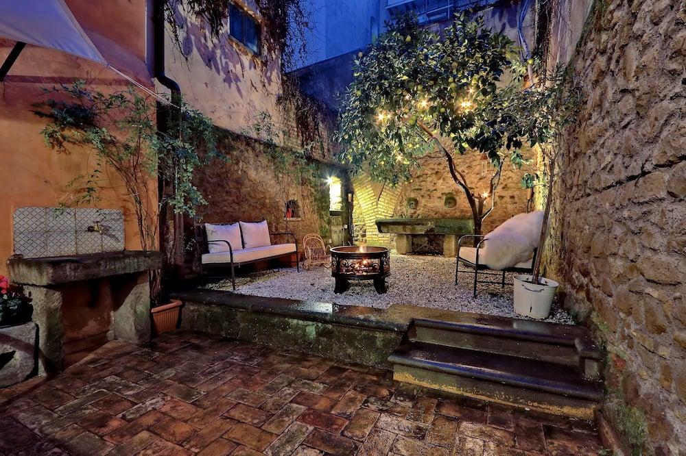 Apartemen, 2 kamar tidur - Taman
