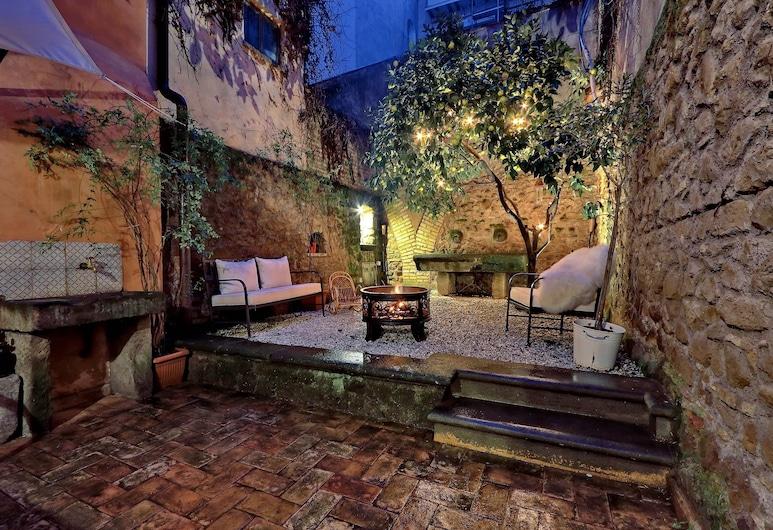 San Callisto - WR Apartments, Rom, Lejlighed - 2 soveværelser, Have
