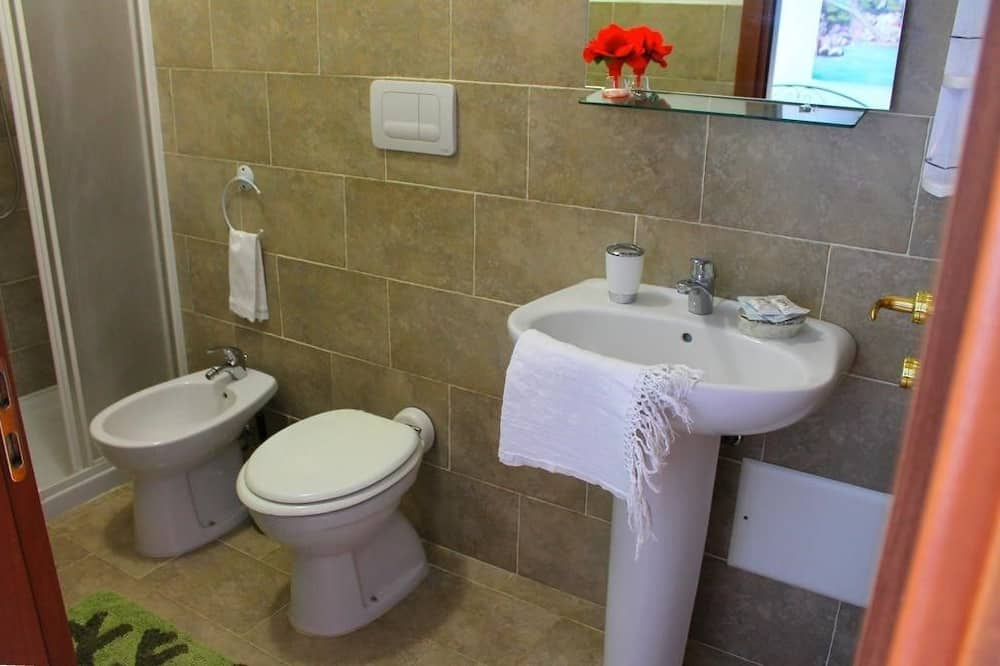 四人房, 私人浴室 - 浴室