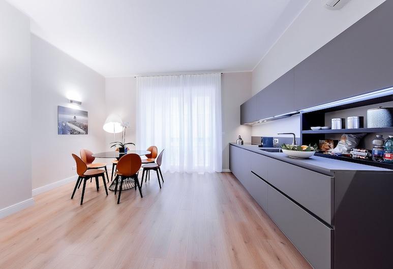 Milano Manzoni CLC Apartments, Milano, Leilighet – luxury, flere senger, Eget kjøkken