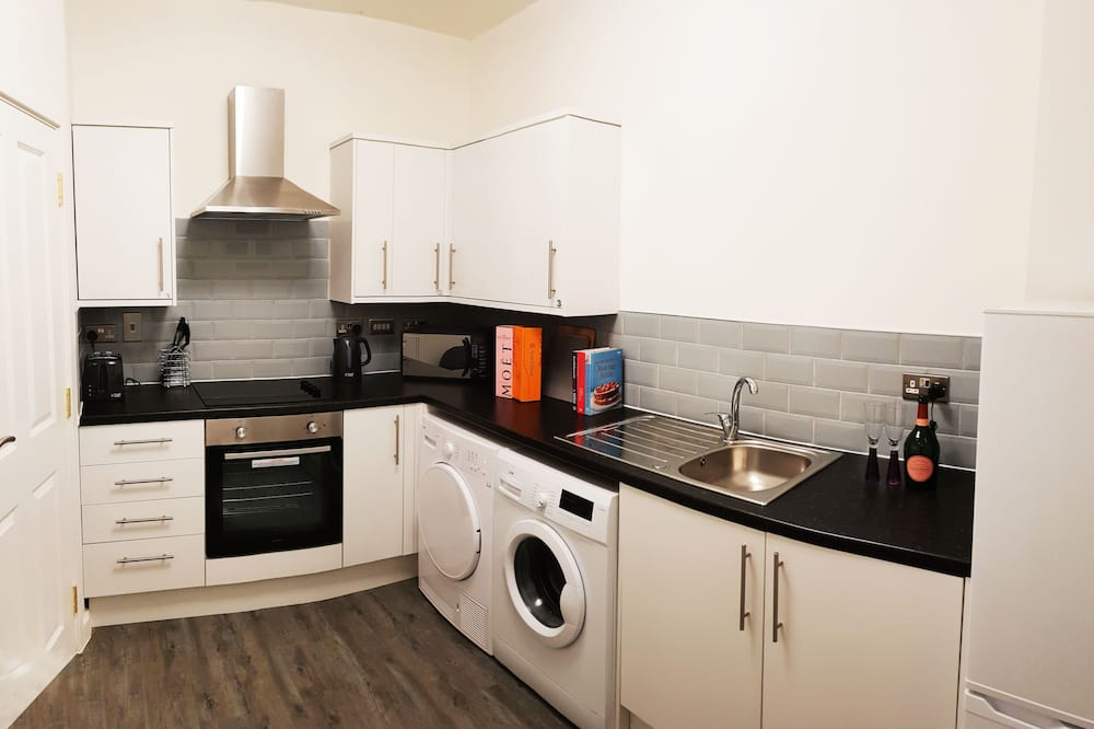 Deluxe Double Room with Shower - Shared kitchen