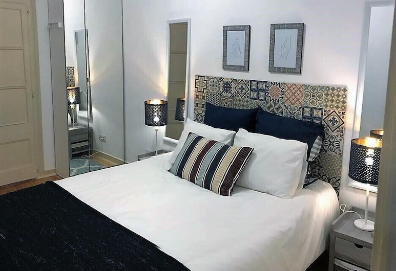 Charming flat at great location, Lissabon, Apartment, 2Schlafzimmer, Zimmer