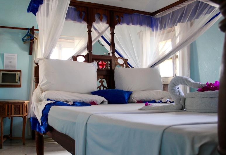 Princess Salme Inn, Zanzibar by, Dobbeltrom, Gjesterom