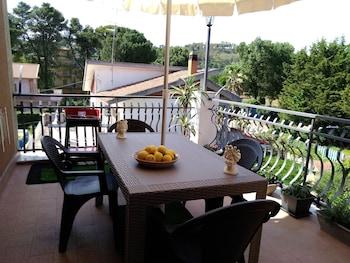 Obrázek hotelu Pergusa Lake Home ve městě Enna