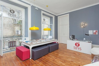 Picture of 5 Sins Chiado Hostel in Lisbon