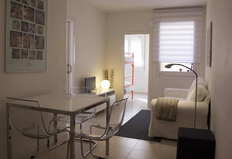 Hostal Conde Güell, Barcelone, Appartement, 3 chambres, Salle de séjour