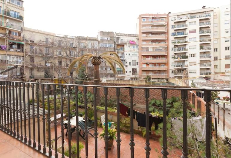羅傑弗洛爾時髦艾奇拉公寓酒店, 巴塞隆拿, 陽台