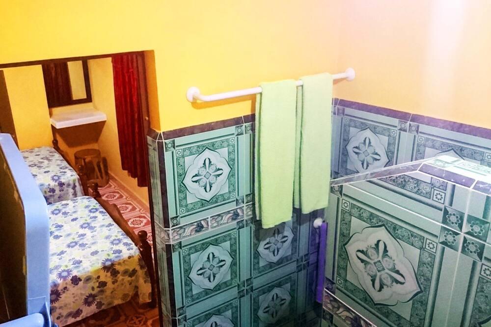 트리플룸, 금연 - 욕실