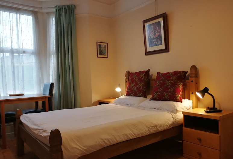 Populus House, Cambridge, Large Double Room, Guest Room