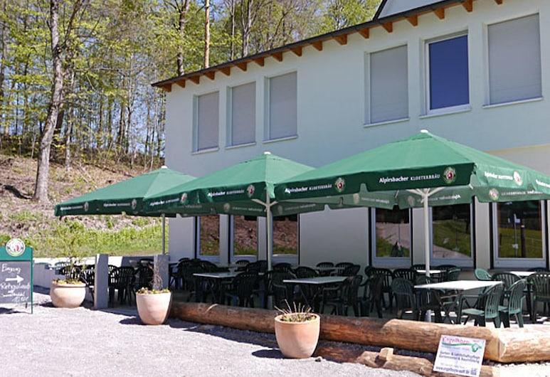 Gasthof-Pension Stockbrunnen, Oberndorf am Neckar, Terrace/Patio