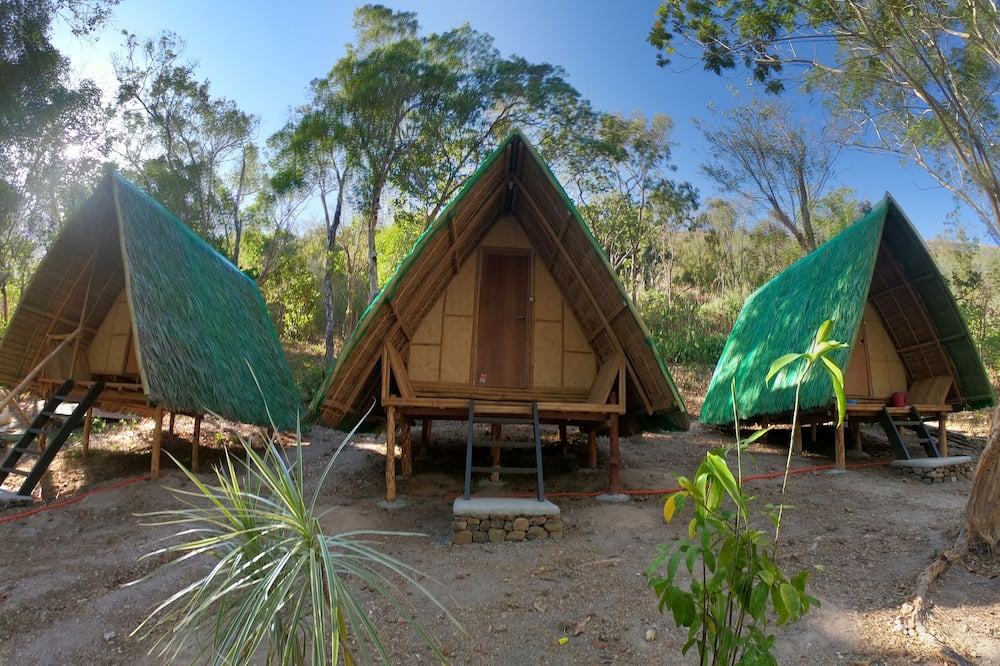 Cottage cơ bản, 1 giường đôi, Không hút thuốc, Quang cảnh núi - Mặt tiền/ngoại thất