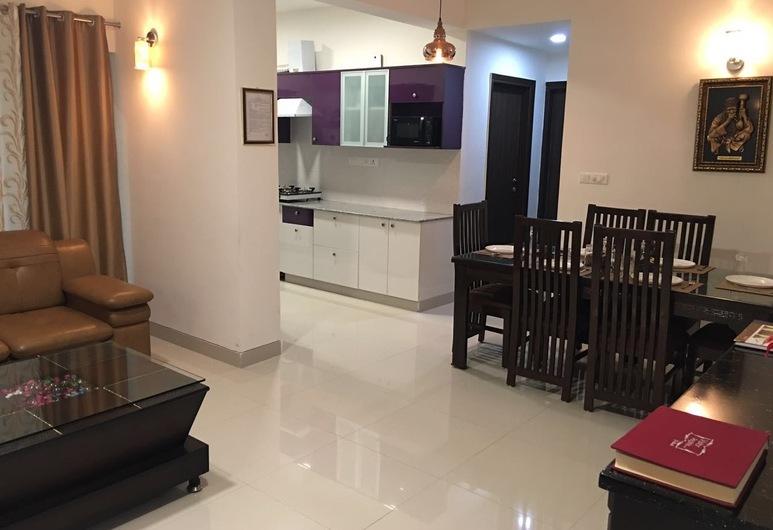 梅魯哈家庭旅館, 德拉登, 客廳