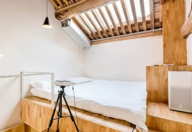 Welcome Home Courtyard- BackLake 15 Cube, Peking, Design-Haus, Zimmer