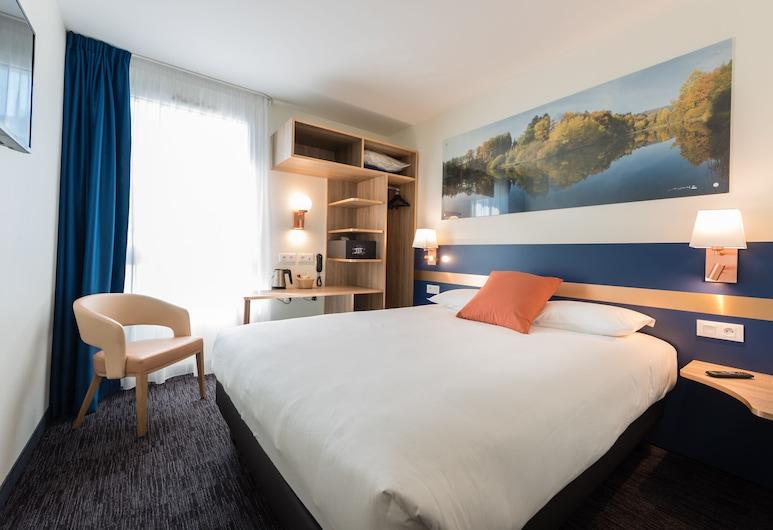 K Hotel, Strasbourg, Kamar Double Klasik, Kamar Tamu
