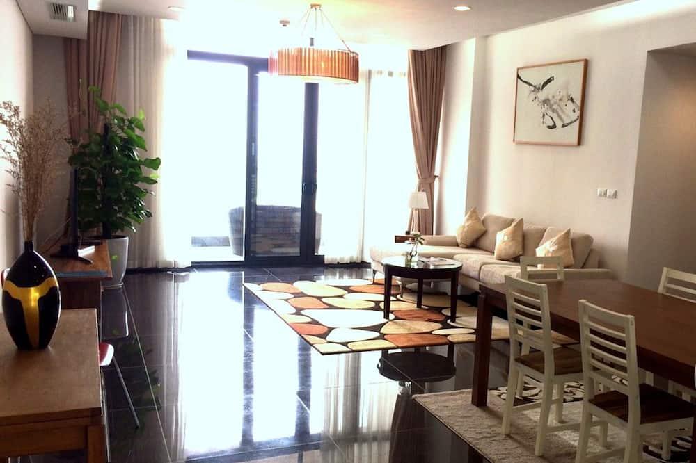 Apartament typu Executive, 3 sypialnie - Salon