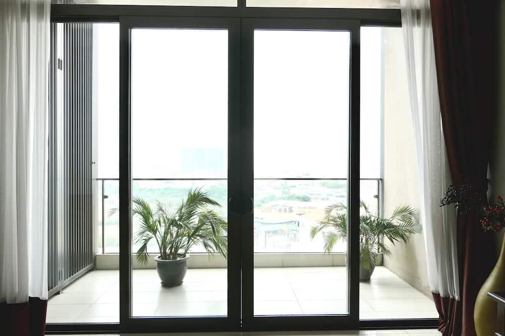 Apartament typu Executive, 3 sypialnie - Balkon