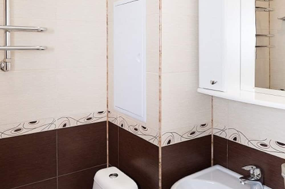 Apartment, 1 Double Bed with Sofa bed, Non Smoking - Bathroom