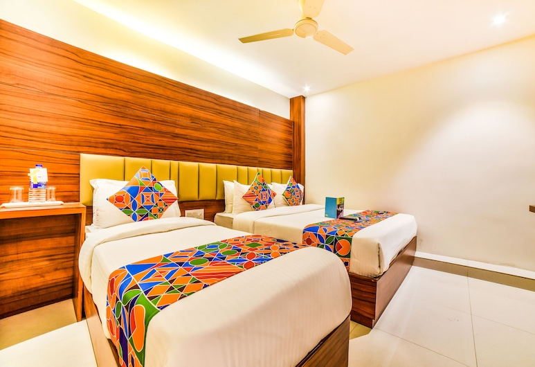 FabHotel Wellington, Mumbai, Family Room, 1 Double Bed, Non Smoking, Guest Room View