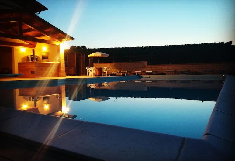 La Sabbiona, Faenza, Venkovní bazén