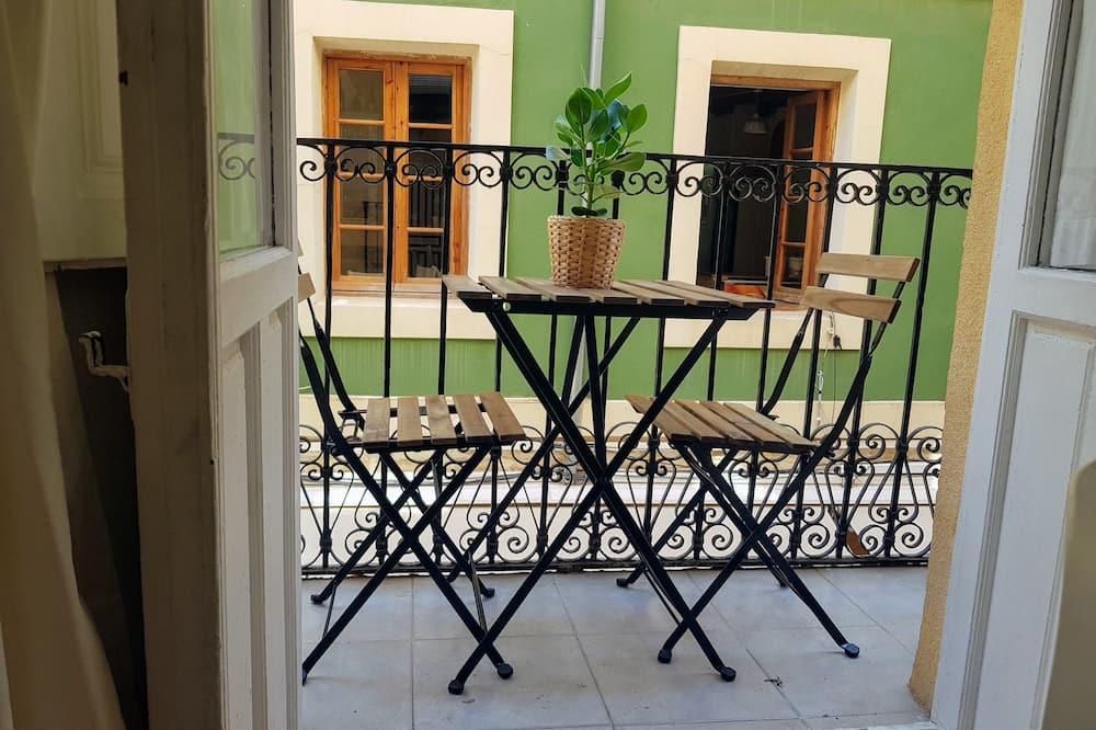 Leilighet, 2 soverom, balkong - Balkong