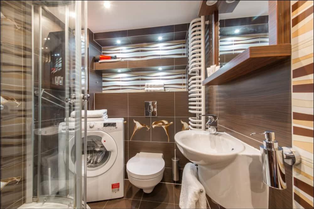 经济型公寓 - 浴室