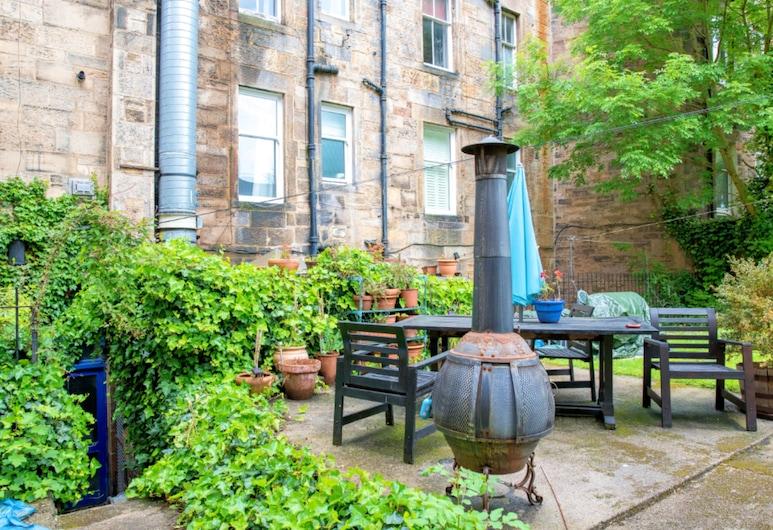 Amazing Apartments - London Road, Edinburga, Dārzs