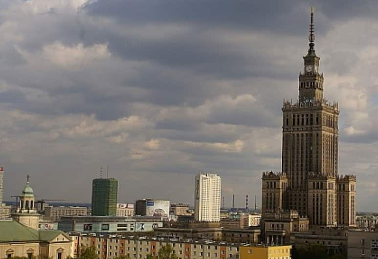 P&O Apartments Krochmalna, Varšava, Ekonomiskās klases dzīvokļnumurs, Skats no numura